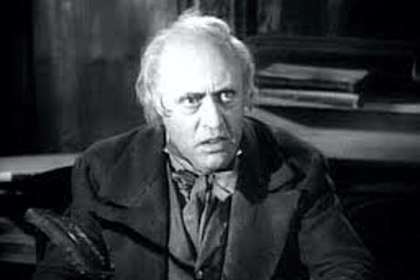 Lead Like Scrooge  –  Christian Leadership Article